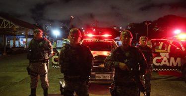 Polícia Militar - Operação Águia