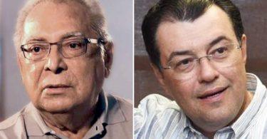 Amazonino Mendes e Eduardo Braga | Foto: Internet