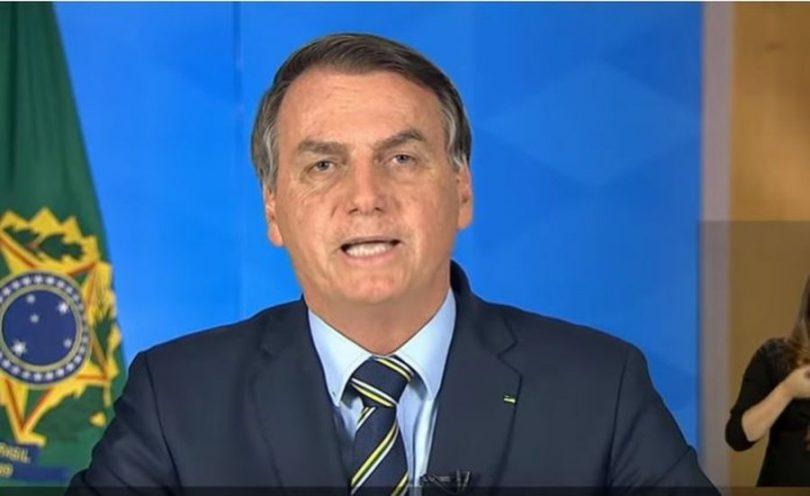 Presidente Bolsonaro afirma que tributação digital não é nova CPMF   Foto: internet