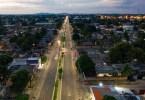 Bairro Pintolândia tem 100% de iluminação de LED \ Foto: SEMUC