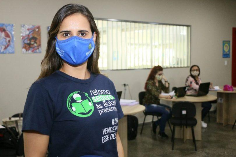 Adriana , coodenadora adjunta | Eduardo Cavalcante