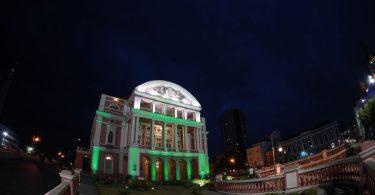 """projeto """"A Arte Agradece a Vida""""   Teatro Amazonas   Foto: Bruno Zanardo"""