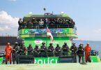 Governador também entregou sistema de radiocomunicação que vai otimizar atuação policial em sete municípios.   Foto: Diego Peres