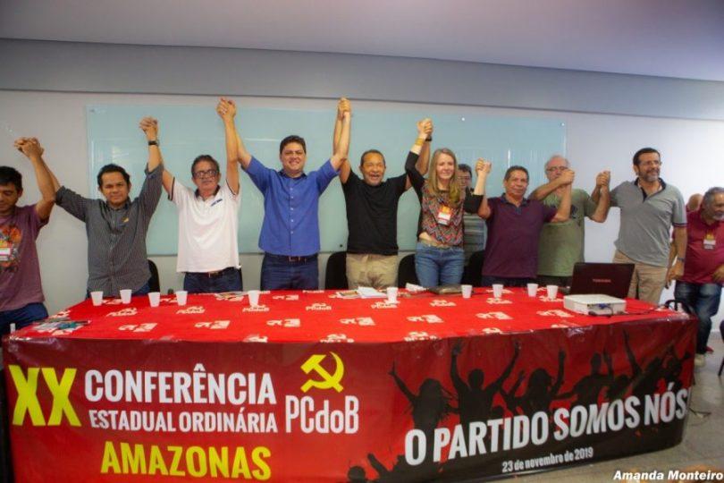 PCdoB anuncia Marcelo Amil como pré-candidato a prefeito de Manaus   Foto: Divulgação