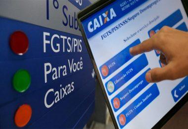 Caixa / FGTS   Foto: internet