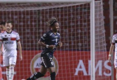 Libertadores: Flamengo x Del valle | Foto: Internet