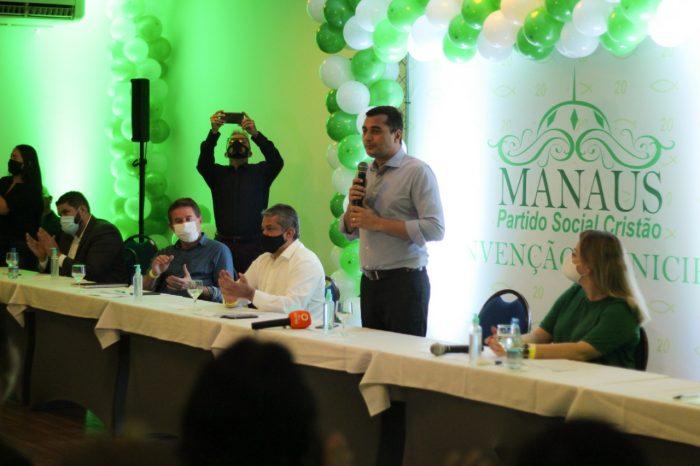 Convenção PSC Manaus | Foto: Assessoria