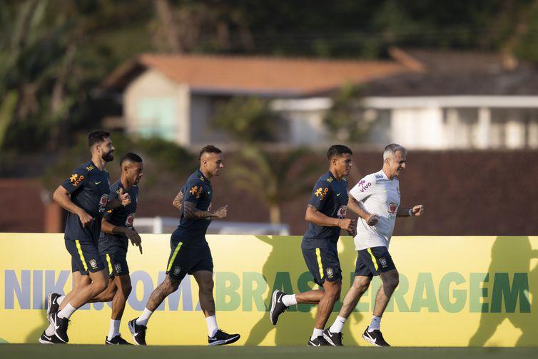 Seleção Brasileira | Foto: CBF