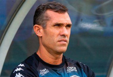Bruno Lazaroni | Botafogo | Foto: Internet