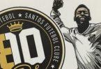 Pelé Correios Santos | Foto: Divulgação