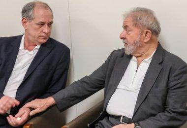 LULA e Ciro Gomes Eleições 2022 | Foto: Internet
