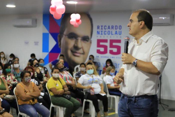 Eleições 2020 Ricardo Nicolau | Foto: Assessoria