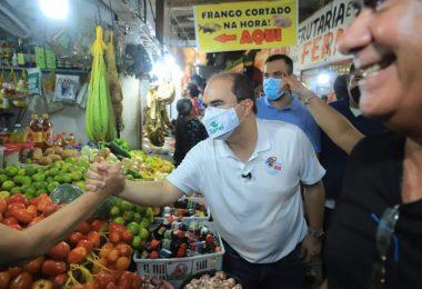 Eleições 2020 Ricardo Nicolau   Fotos: Marcelo Cadilhe / Leandro Castro