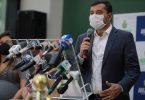 Governador do Amazonas Wilson Lima | FOTOS: Diego Peres / Secom