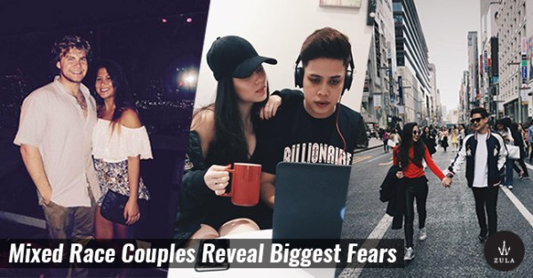 12 Mixed Race Couples Reveal Their Biggest Fears About Their Relationship