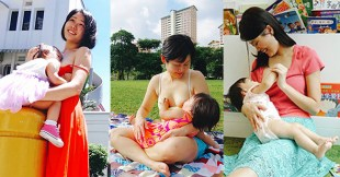 9 Singaporean Mums Who Publicly Breastfeed And Are Proud Of It