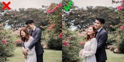 10 Romantic Couple Pose Hacks For Boyfriends Who Are Tired Of Retakes