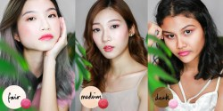 4 Tips To Find The Best Lipstick Colour For Singaporean Skin Tones