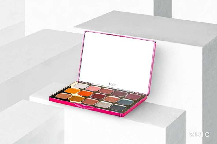 beauty launches aug 2019 tarte unleashed eyeshadow palette