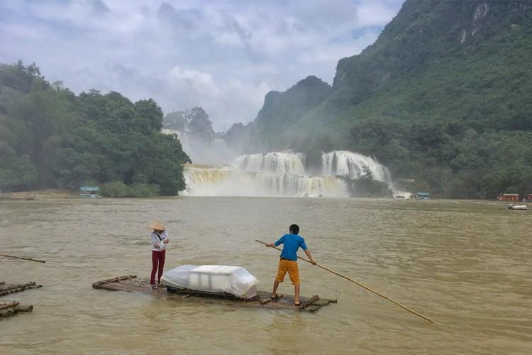 detian-waterfalls