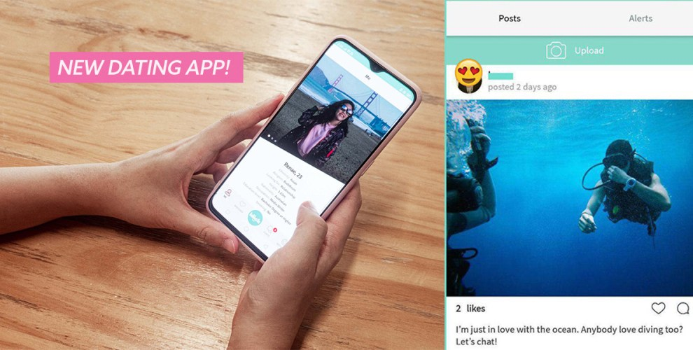 Klick: I Tried A New Dating App Designed Like Instagram To