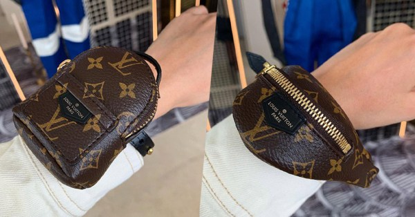 Louis Vuitton Has Mini Backpack And Bumbag Bracelets So You Can Party Hands-Free