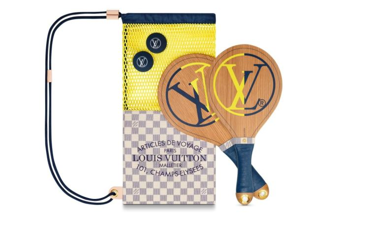 louis vuitton beach bat