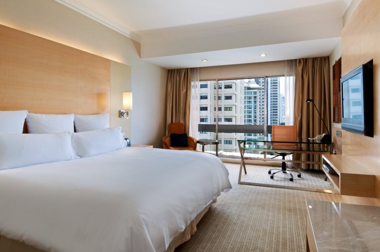 staycation packages hilton