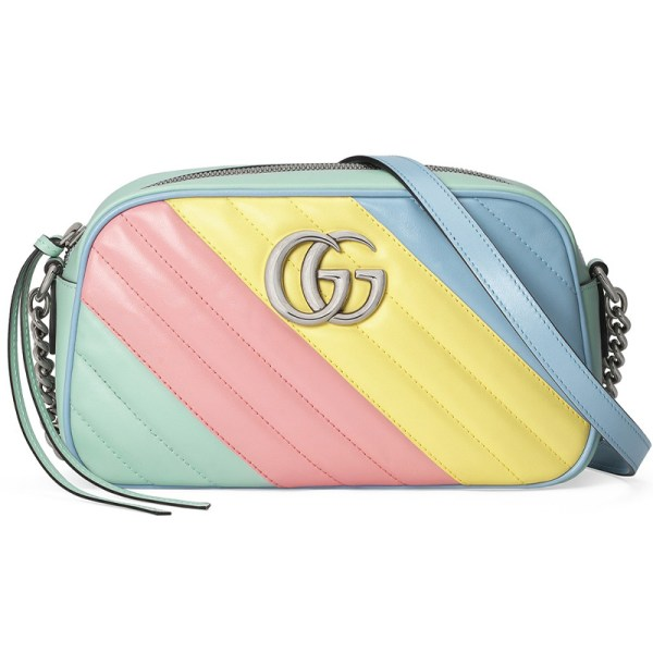 rainbow small shoulder bag