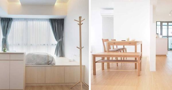 Minimalist Interior Design In Singapore: How To MUJI-fy Your Home, Pick The Right ID, Plus Cost-Saving & Design Tips