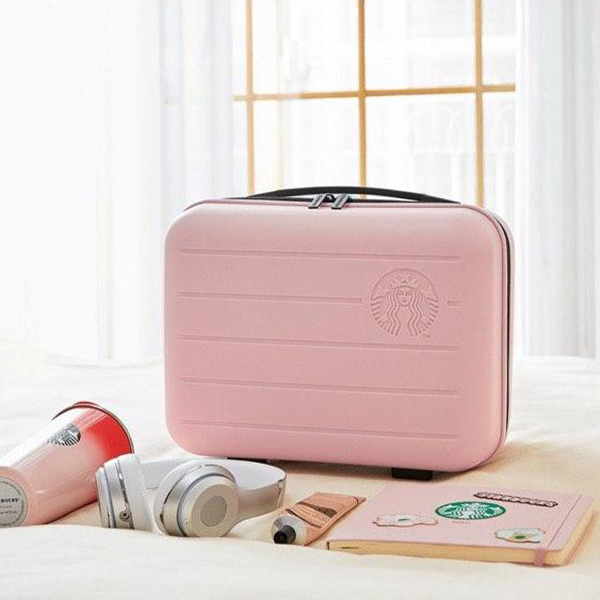 starbucks korea luggage (5)