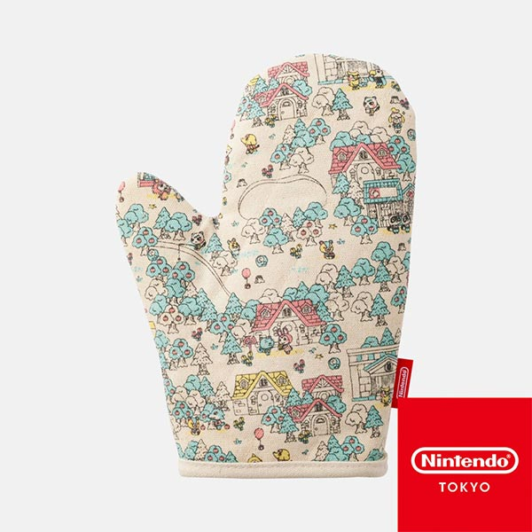 Nintendo Tokyo's Animal Crossing Merchandise Includes ... on Kitchen Items Animal Crossing  id=69218