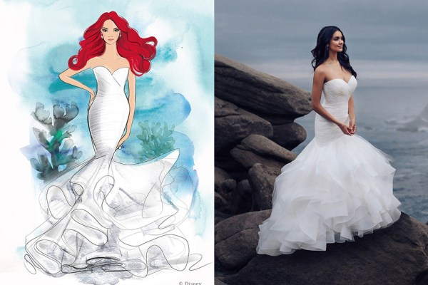 disney wedding dresses (2)
