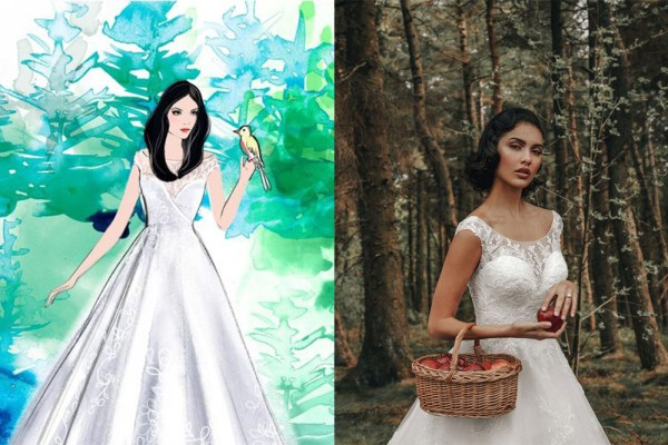disney wedding dresses (8)