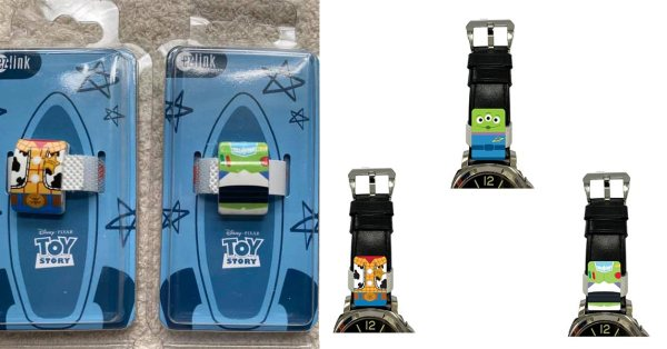 These Toy Story EZ-Charm Wearables Ensure You've Got A Friend With You On Your Commute