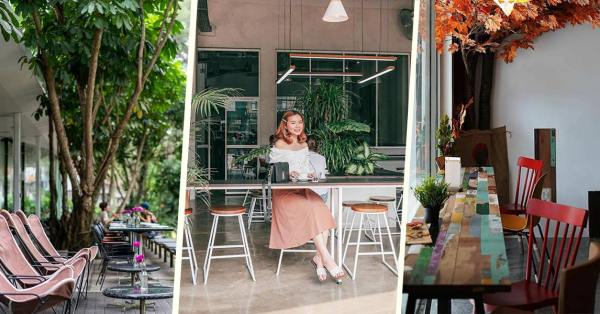 9 First Date Cafes & Restaurants In Singapore With Side-By-Side Seats For Introverts