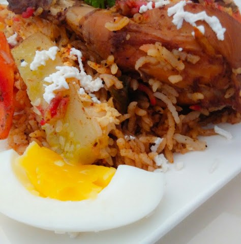 Arabic Biryani Recipe