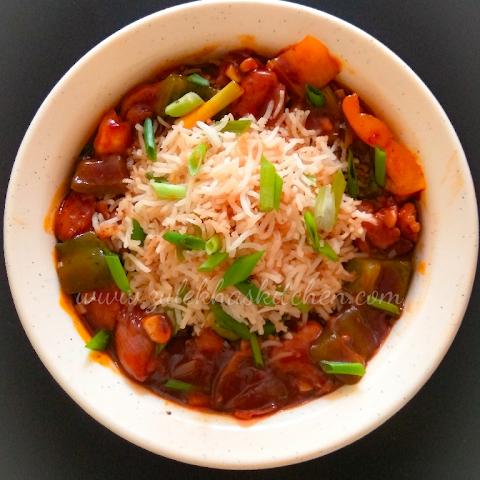 Chicken Pot Rice recipe