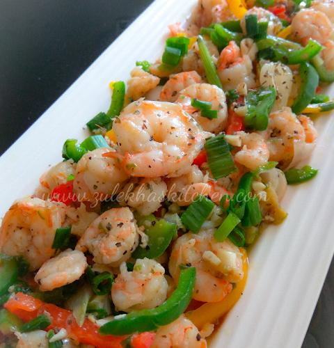Garlic Butter Shrimp – Butter Prawns