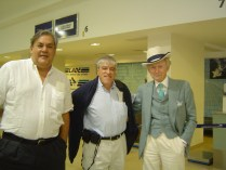 Santa Isabel con Tom Wolfe 5-6May2008 079