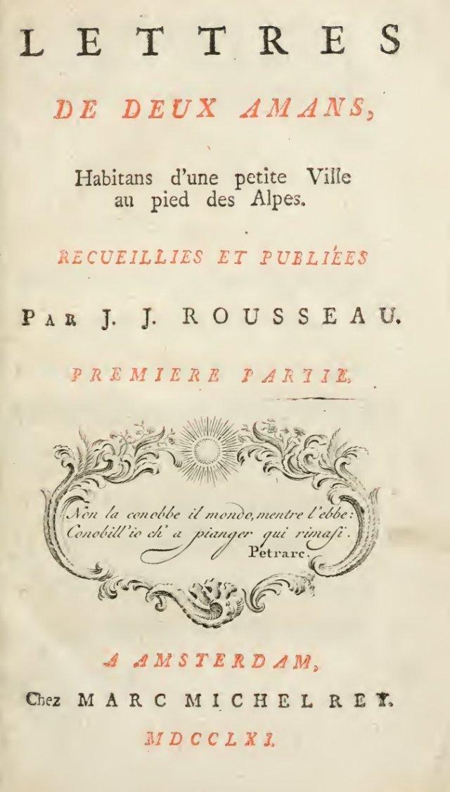 RousseauJulie
