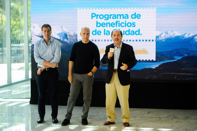 Presentacion promociones en Uspallata