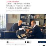 Grabois pide a Alberto por presos políticos