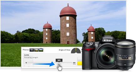 lenses-interactive-simulator