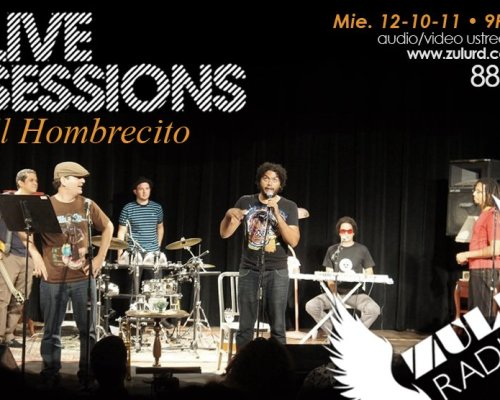 Live Session (El Hombrecito) Disponible