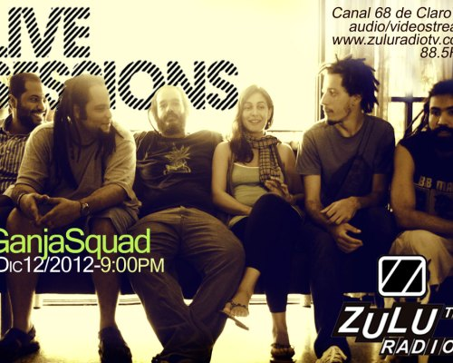 Live Session (GanjaSquad) Disponible