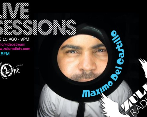 Live Session (Maximo del Castillo) Disponible