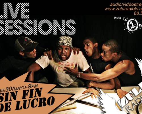 Live Session (Sin Fin de Lucro) Disponible