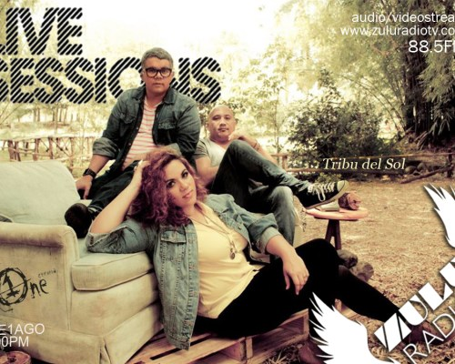 Live Session (Tribu del Sol) Disponible
