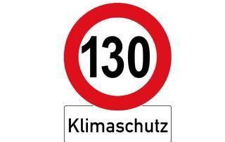 Tempobeschränkung 130-Klimaschutz